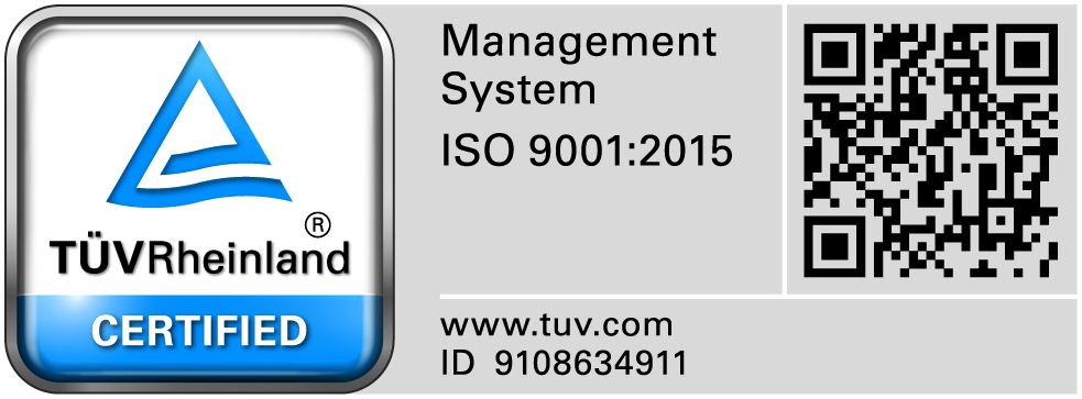 Virtual Open Systems Quality Management System - ISO 9001:2015 certification